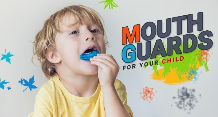 Mouth Guards Help Your Children