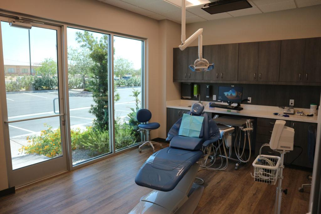 Dental Room at Mountain West Dental Specialists