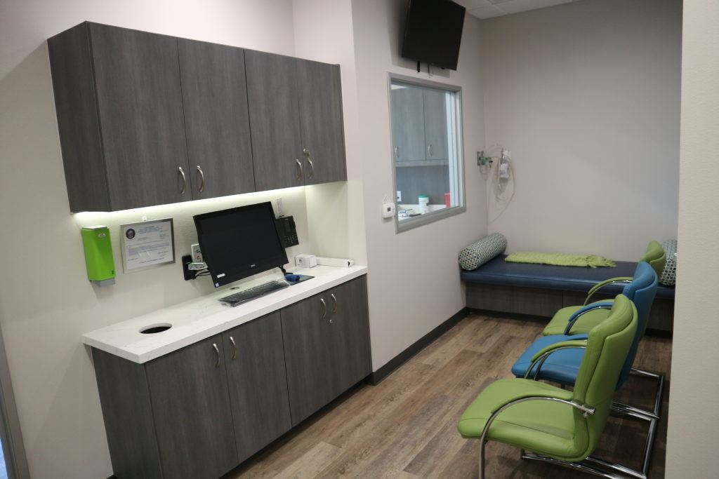 Observation Room at Mountain West Dental Specialists