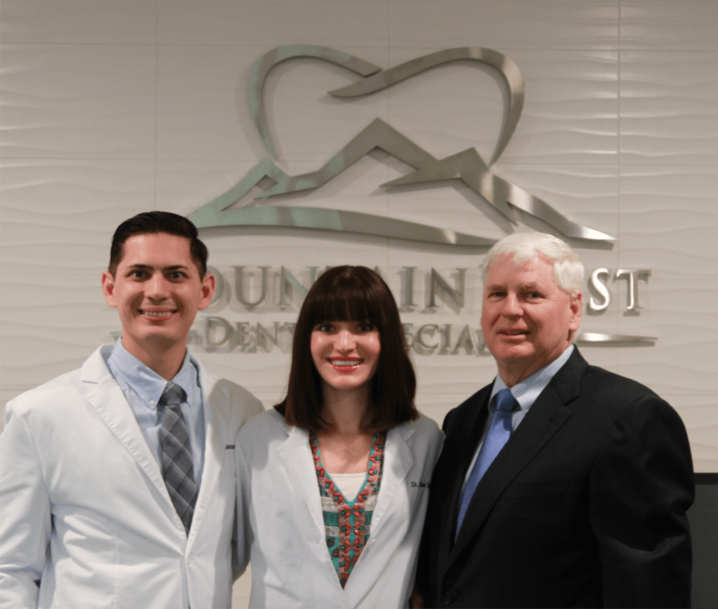 Our Management Team at Mountain West Dental Specialists