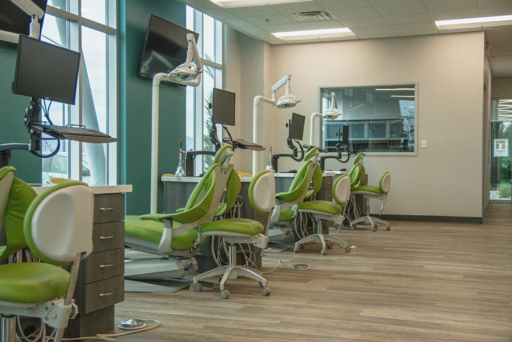 Orthopedic Chairs at Mountain West Dental Specialists