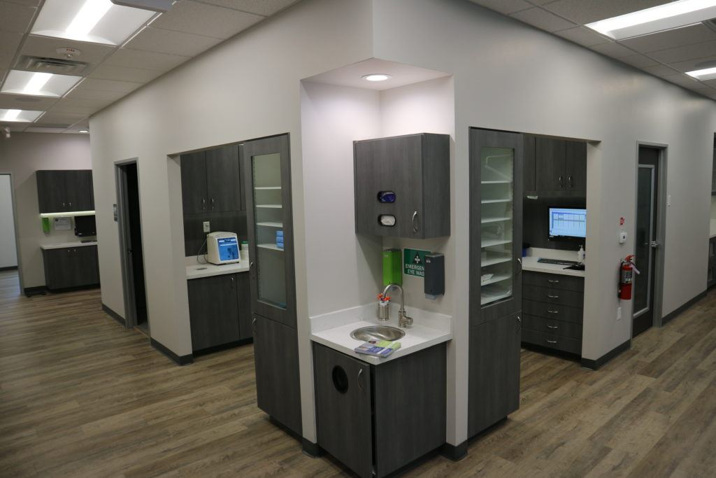 Workplace at Mountain West Dental Specialists